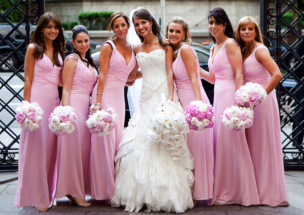28 Amazing Ideas for Bridesmaids Dresses