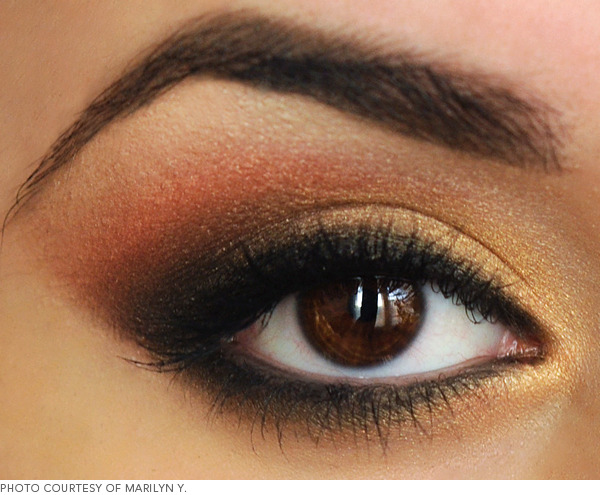 30 Photos of The Best Fall Makeup Trends, Ideas and Tutorials (2)