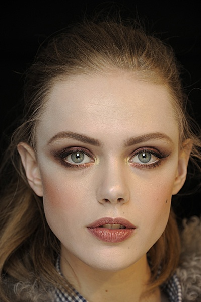 30 Photos of The Best Fall Makeup Trends, Ideas and Tutorials (20)