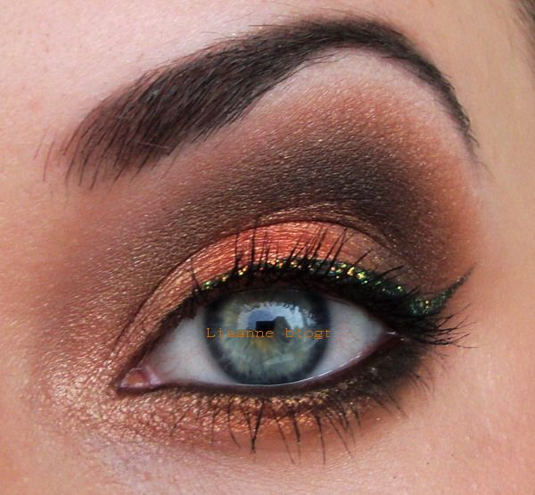 30 Photos of The Best Fall Makeup Trends, Ideas and Tutorials (23)