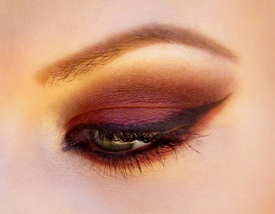 30 Photos of The Best Fall Makeup Trends, Ideas and Tutorials (25)