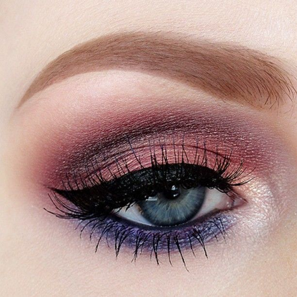 30 Photos of The Best Fall Makeup Trends, Ideas and Tutorials (26)