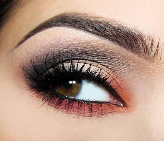 30 Photos of The Best Fall Makeup Trends, Ideas and Tutorials (28)