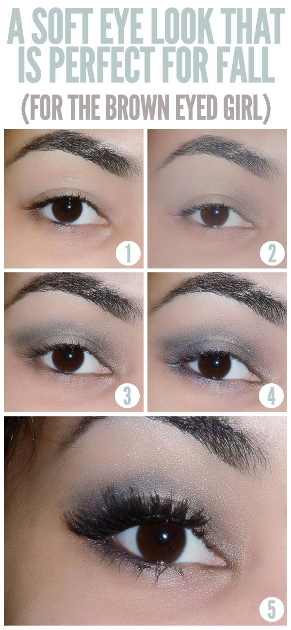 30 Photos of The Best Fall Makeup Trends, Ideas and Tutorials (29)