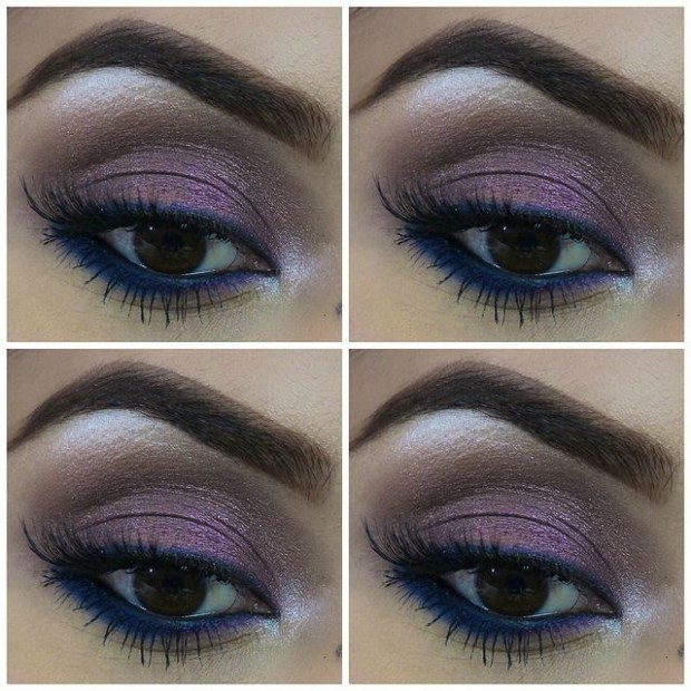 30 Photos of The Best Fall Makeup Trends, Ideas and Tutorials (30)