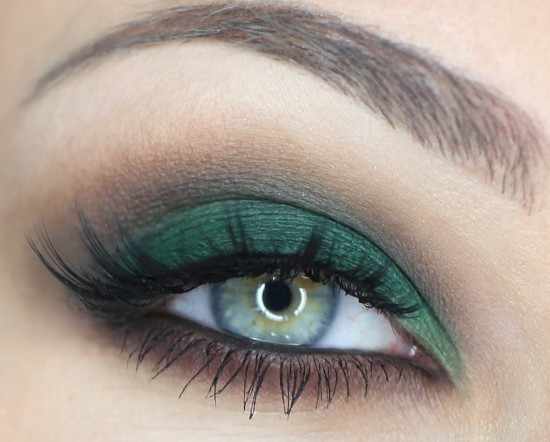 30 Photos of The Best Fall Makeup Trends, Ideas and Tutorials (31)