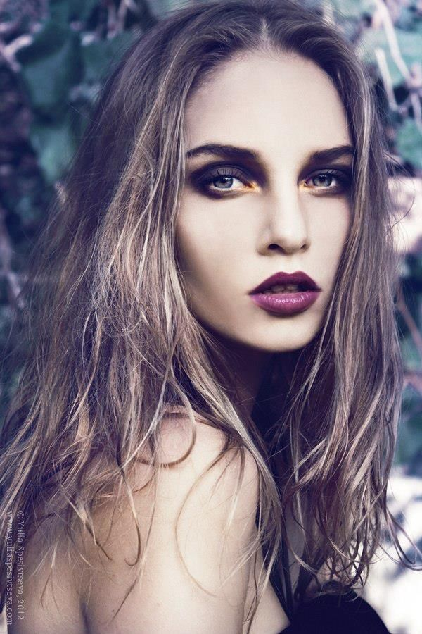 30 Photos of The Best Fall Makeup Trends, Ideas and Tutorials (5)