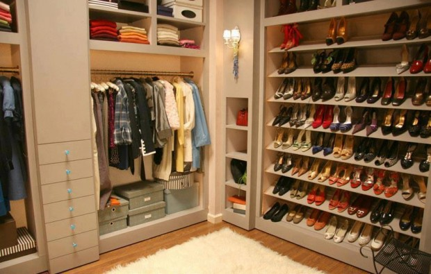 30 Remarkable Closet Organization Ideas