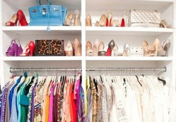30 Remarkable Closet Organization Ideas - Organization, ideas, Closet