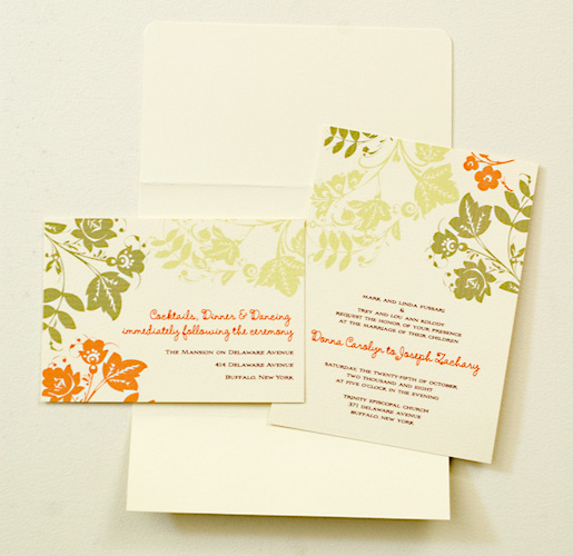 22 Gorgeous Fall Wedding Invitations Ideas
