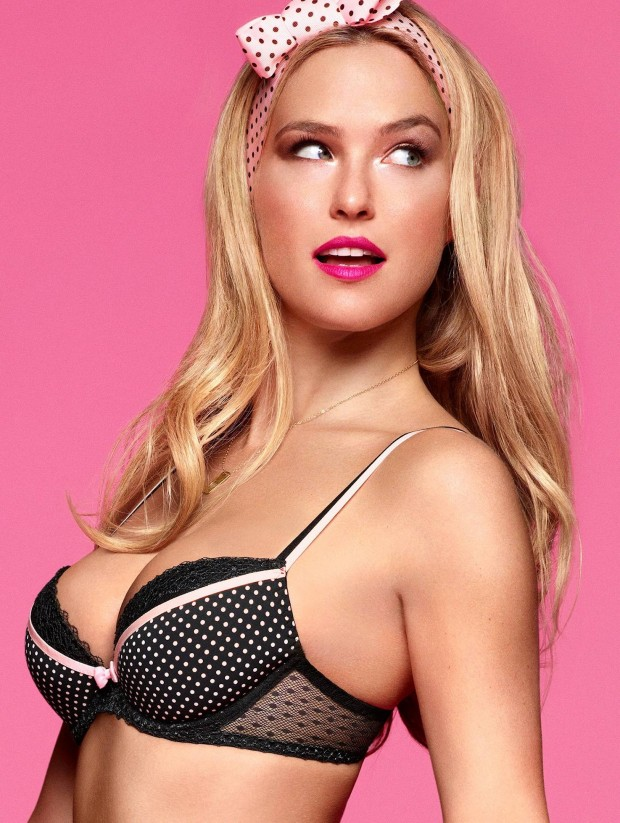 Bar Refaeli For Passionata Lingerie Style Motivation