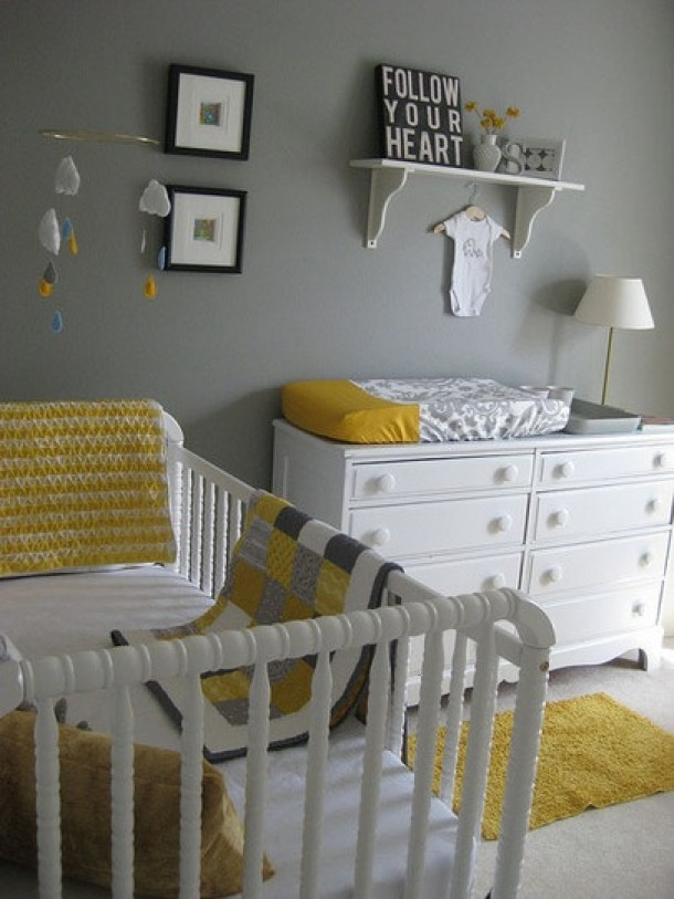 23 cute baby room ideas - style motivation Baby Room Ideas