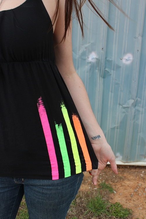 23 Fun and Easy DIY Neon Crafts