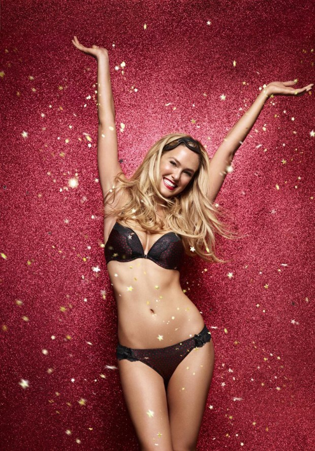 Bar Refaeli for Passionata Lingerie