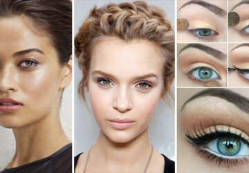 19 Soft and Natural Makeup Look Ideas and Tutorials - tutorials, soft, Natural, Makeup, look