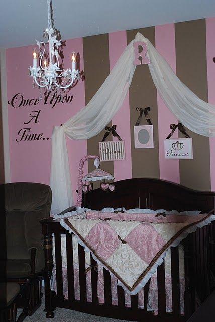 23 cute baby room ideas style motivation for Baby girls bedroom designs