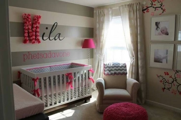 23 cute baby room ideas style motivation - Cute toddler girl room ideas ...