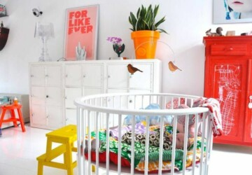 23 Cute Baby Room Ideas - Nursery room, Baby Room