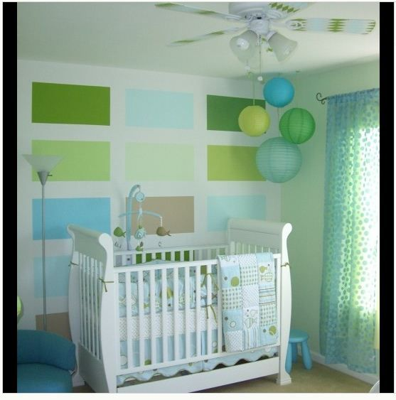 20 Beatifull Decor Ideas For Your Baby S Room: 23 Cute Baby Room Ideas
