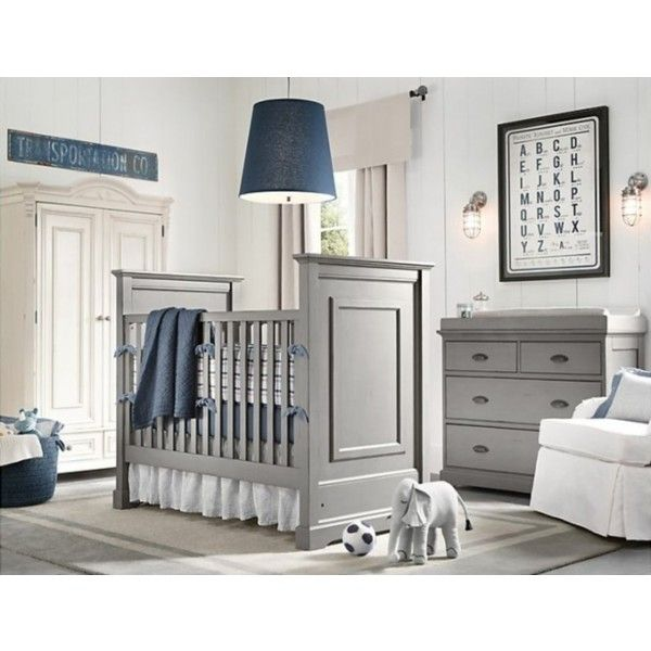 23 cute baby room ideas style motivation for Chambre bebe garcon