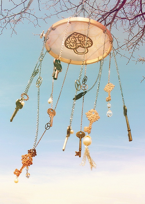 DIY Wind Chimes- Style Motivation (14)