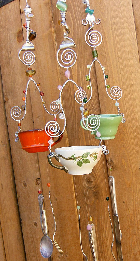 23 Amazing DIY Wind Chimes