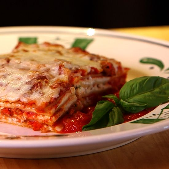 Delicious Lasagna Recipes (2)