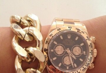 Fashion Trend: Oversized Watches! - watches, Oversized
