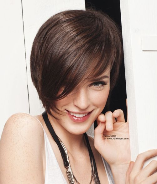 Great Short Hairstyle Ideas and Tutorials (1)