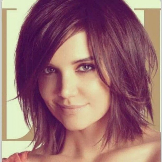 Great Short Hairstyle Ideas and Tutorials (12)