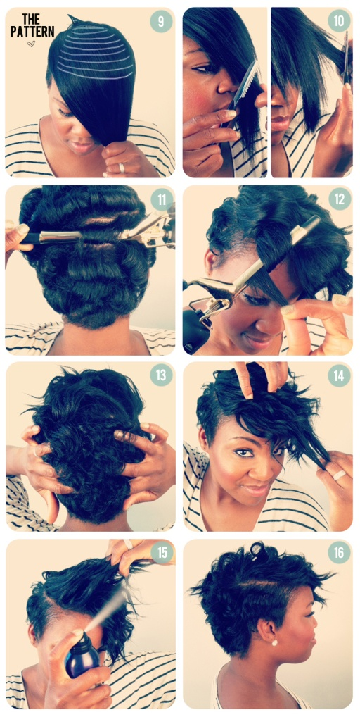 Great Short Hairstyle Ideas and Tutorials (15)
