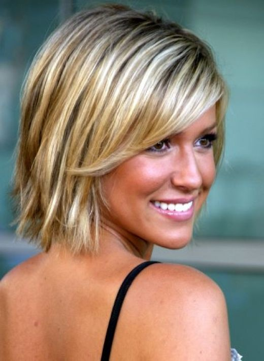 Great Short Hairstyle Ideas and Tutorials (19)