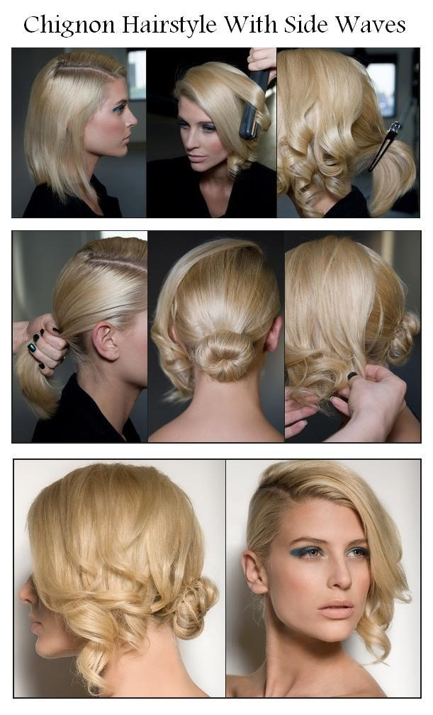 Great Short Hairstyle Ideas and Tutorials (20)