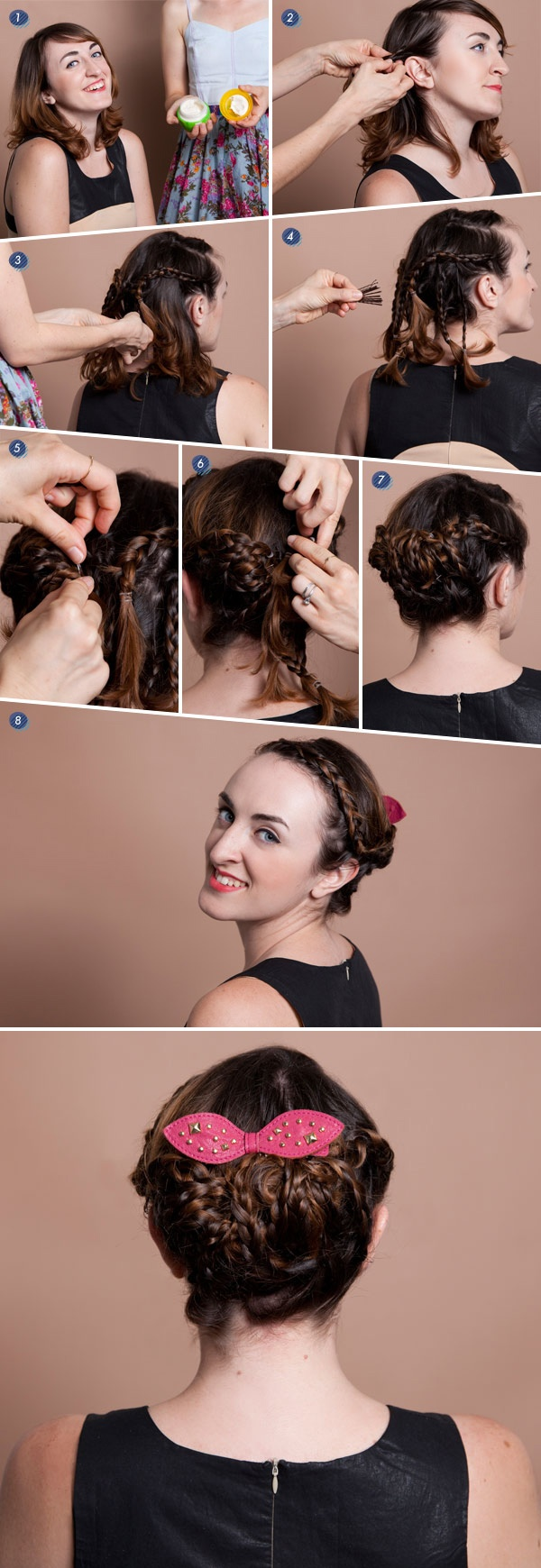 Great Short Hairstyle Ideas and Tutorials (4)