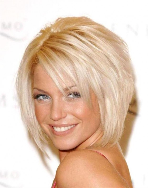 Great Short Hairstyle Ideas and Tutorials (5)