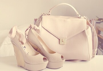 22 Stylish Shoes and Bags Combinations - Woman shoes, combinations, Bags