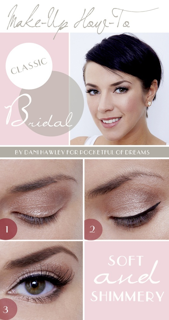 Soft and Natural Makeup Look Ideas and Tutorials (12)