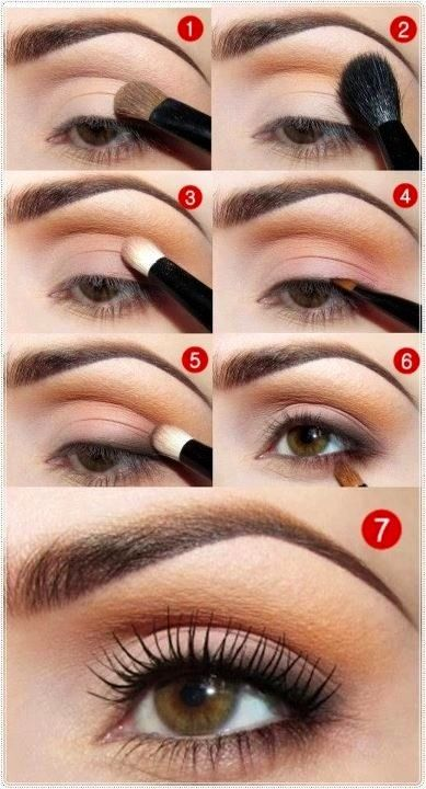 Soft and Natural Makeup Look Ideas and Tutorials (13)