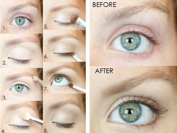 Soft and Natural Makeup Look Ideas and Tutorials (17)