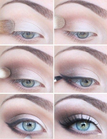 Soft and Natural Makeup Look Ideas and Tutorials (4)