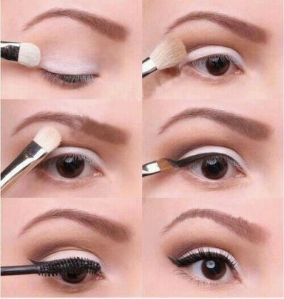 Style natural and Tutorials  kawaii  Soft and Motivation Makeup makeup Ideas  Look Natural 19