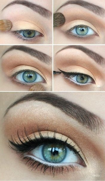 Soft and Natural Makeup Look Ideas and Tutorials (9)
