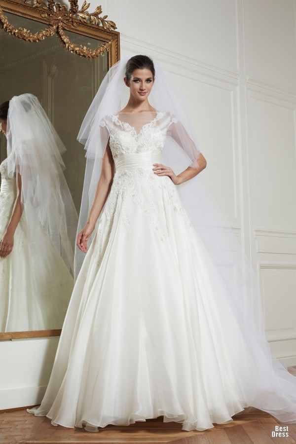 Zuhair murad wedding dresses style motivation for Zuhair murad wedding dresses prices