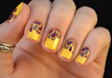 27 Trendy Nail Art Ideas for Fall - Nails art, ideas, Fall