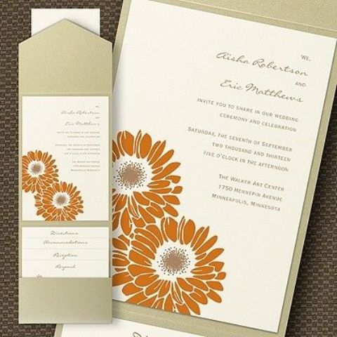 fall wedding invitations (10)