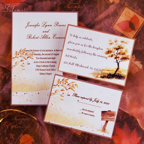 fall wedding invitations (13)