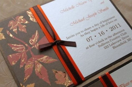 fall wedding invitations (14)
