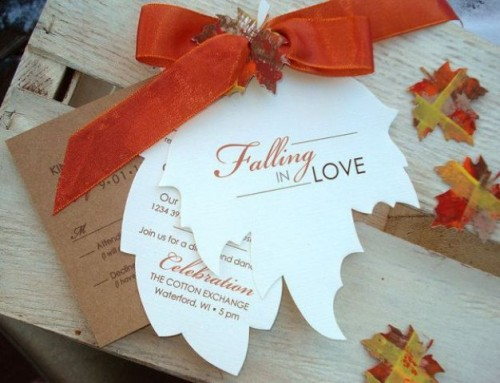 fall wedding invitations (2)
