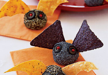 18 Fun and Easy Halloween Recipes - recipes, halloween, fun, Easy