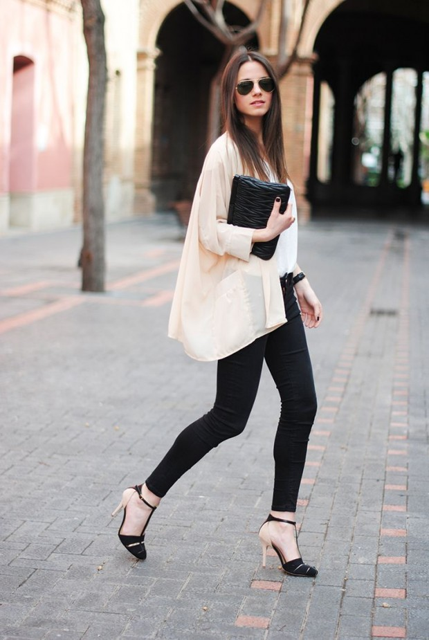 28 Amazing Street Style Combinations For Fall Style